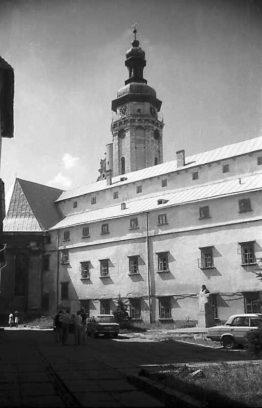 1997 р. Фрагмент східного фасаду. Вигляд з північного сходу