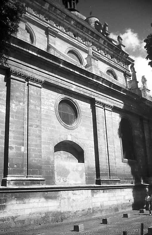 1997 р. Фрагмент південного фасаду.…
