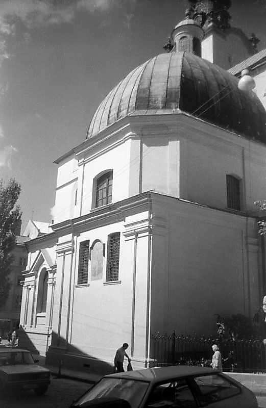 1997 р. Південна каплиця. Вигляд з південного сходу