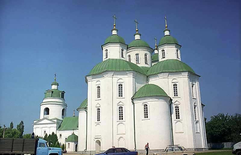 2000 р. Миколаївська церква і…