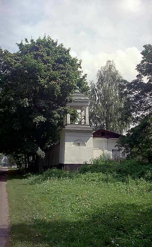 2000 р. Башта огорожі