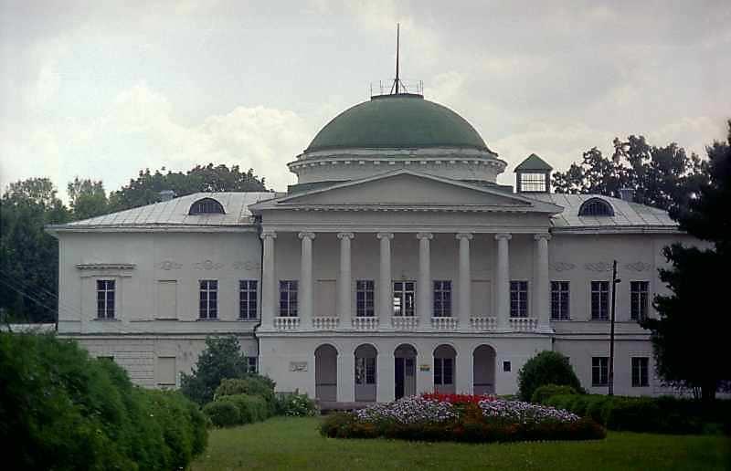 2000 р. Головний фасад