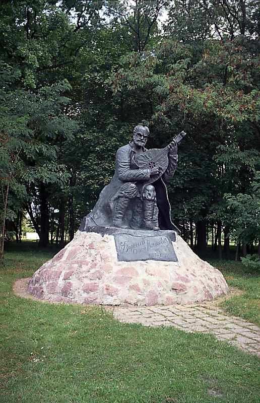 2000 р. Пам'ятник О.Вересаю