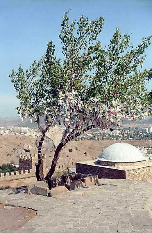 Могила мусульманського святого