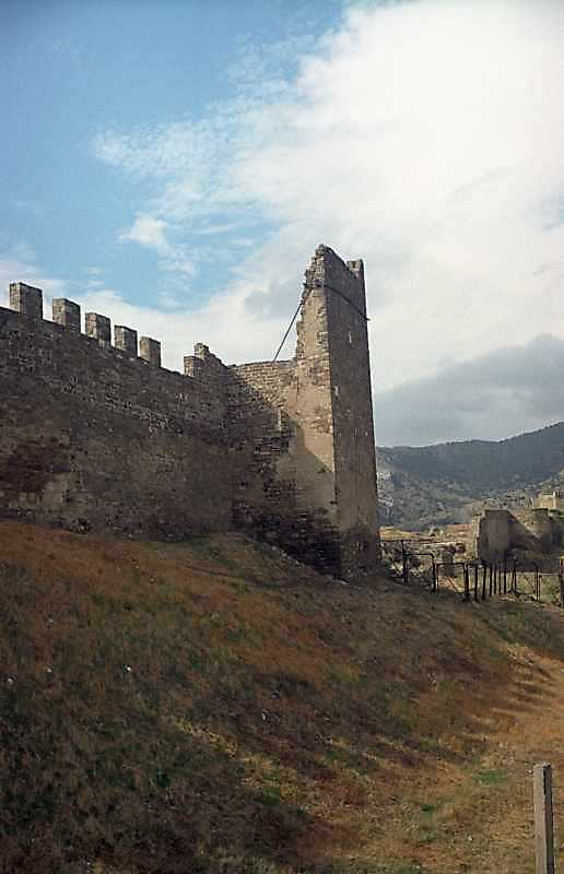 2001 р. Загальний вигляд зі сходу