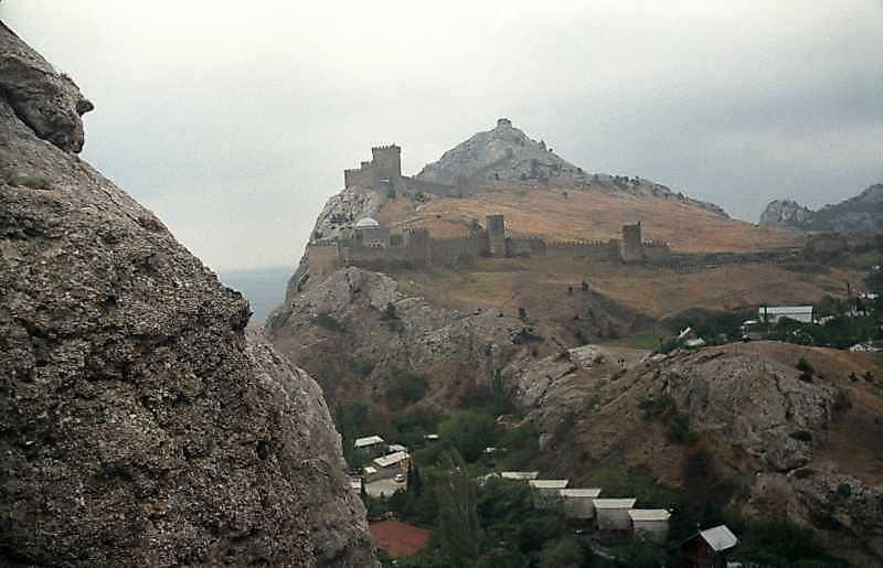 2001 р. Загальний вигляд з північного сходу