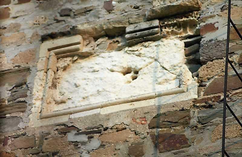 2002 р. Ніша для плити з будівельним…