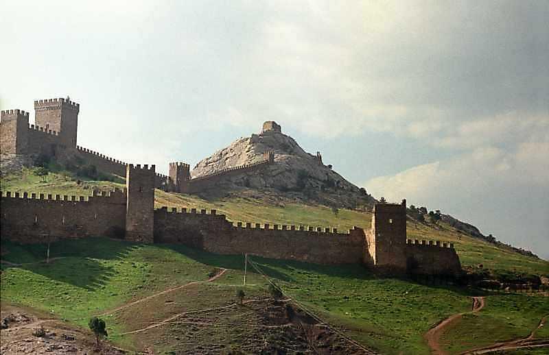 2002 р. Центральна частина. Вигляд з північного сходу