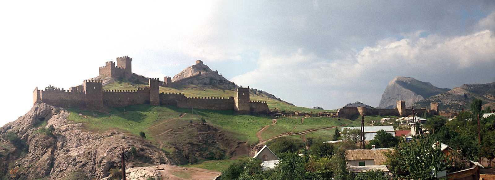 2002 р. Панорама з північного сходу