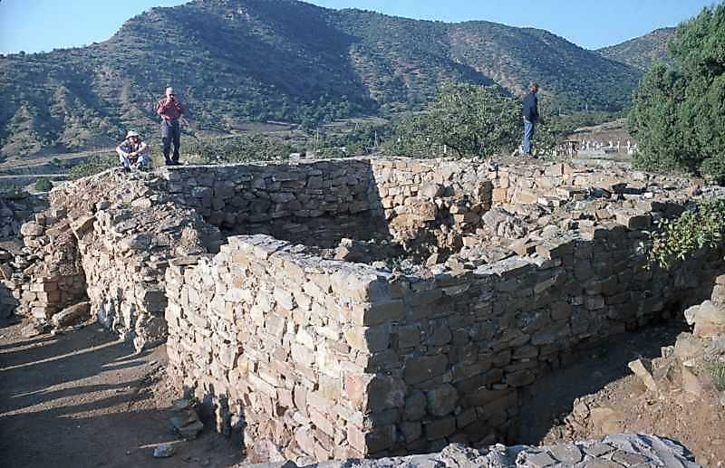 2002 р. Східна башта. Вигляд з…