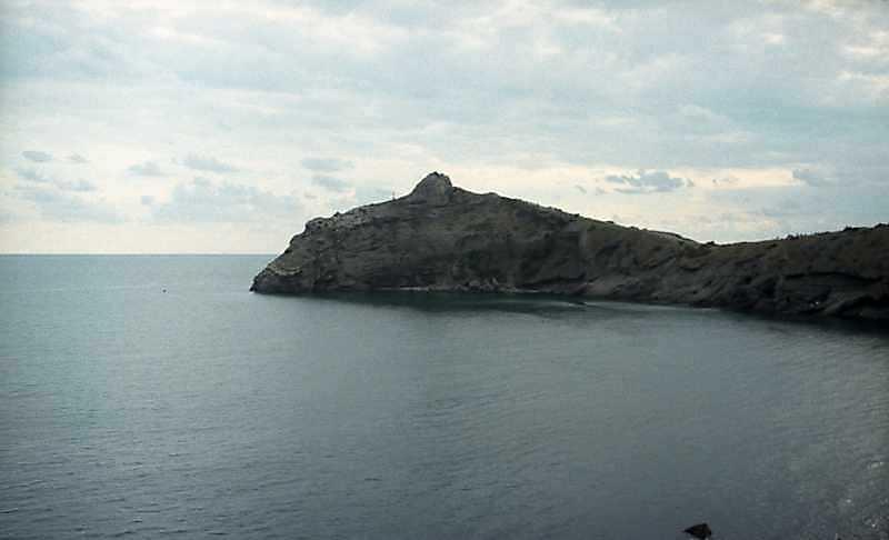 2002 р. Вид бухти і мису Капчик