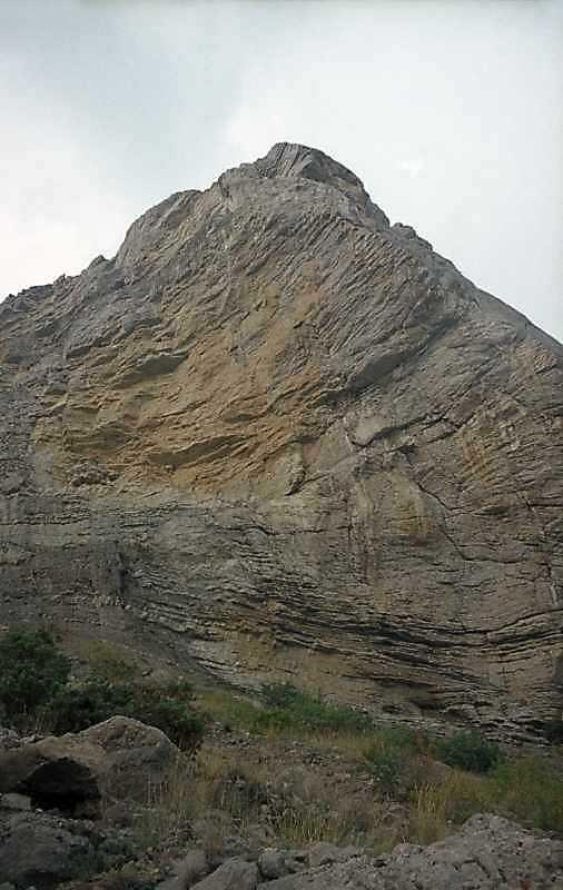 2002 р. Вершина гори Орел