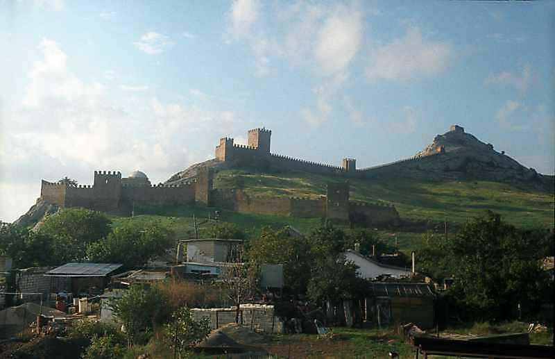 2002 р. Східна частина. Вигляд з…
