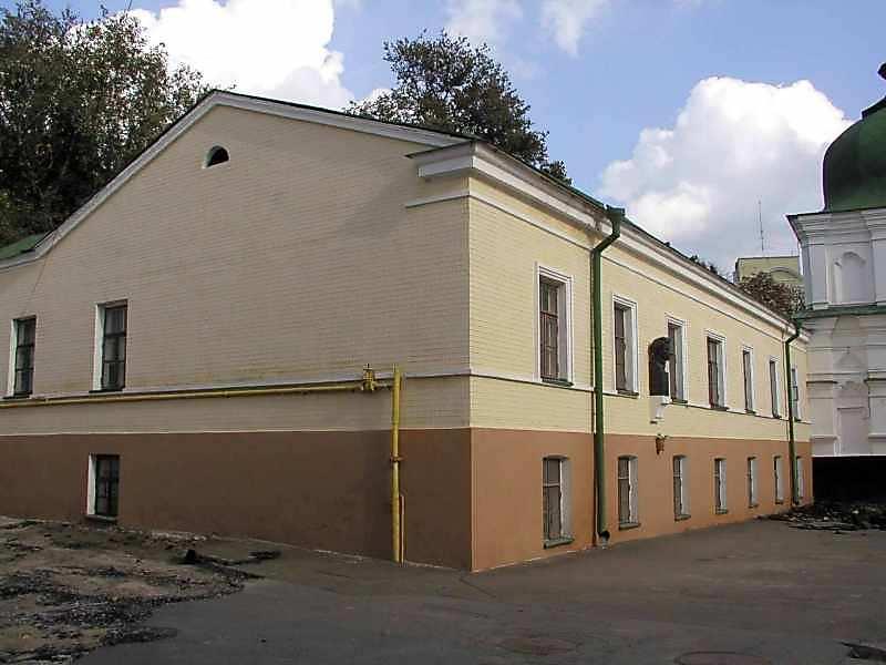 Житловий флігель собору (корпус № 2)