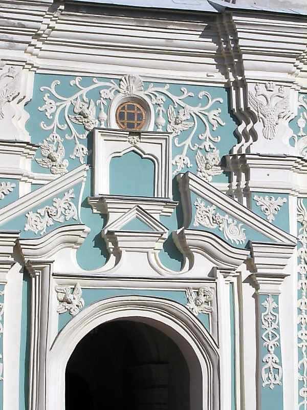 2004 р. Декор 1-го ярусу південно-західного фасаду