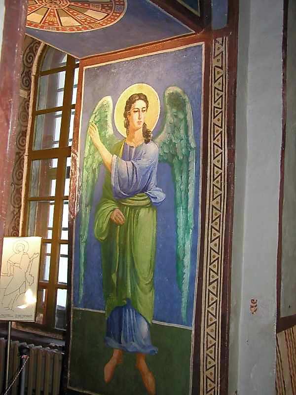 2004 р. Ангел (прохід, правий бік)