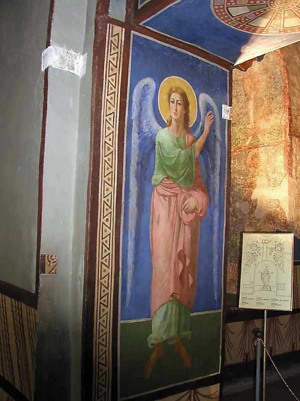 2004 р. Ангел (прохід, лівий бік)