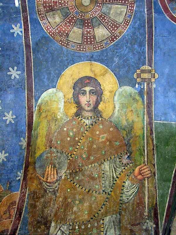 2004 р. Ангел (арка між північним та…