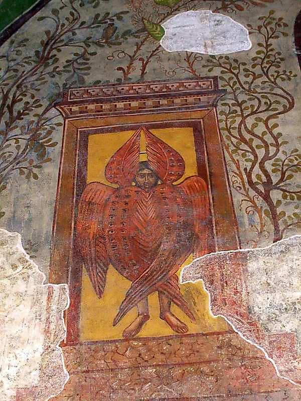 2004 р. Серафим (розпис північної…