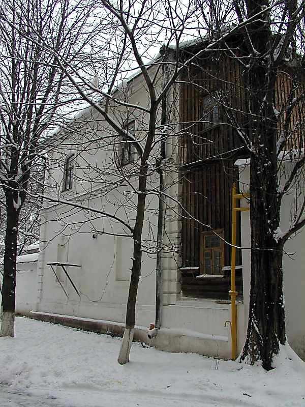 2004 р. Північно-західний фасад.…