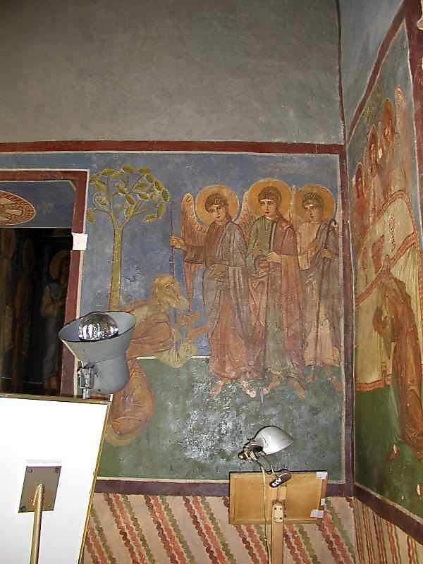 2005 р. Явління трьох ангелів Аврааму.…
