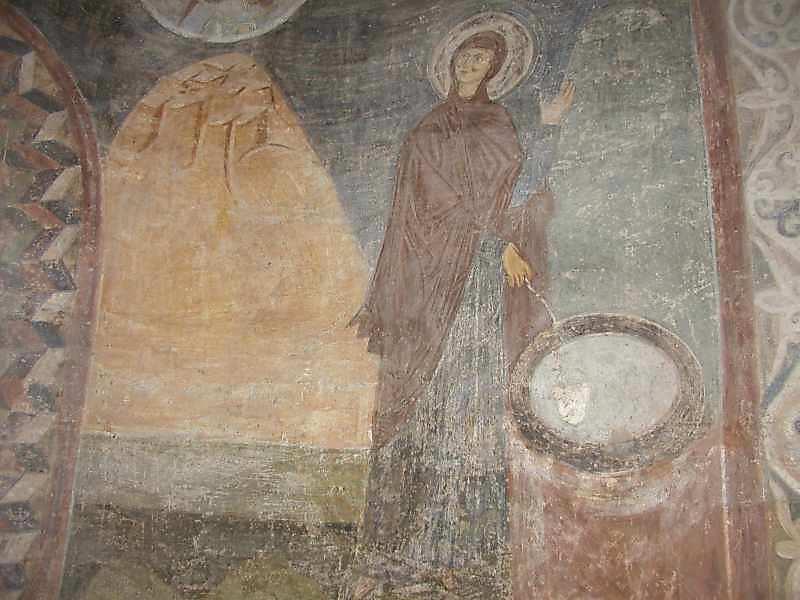 Марія біля криниці