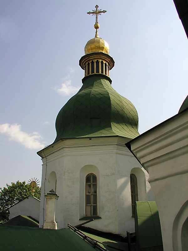 2005 р. Північний купол. Вигляд з південного заходу