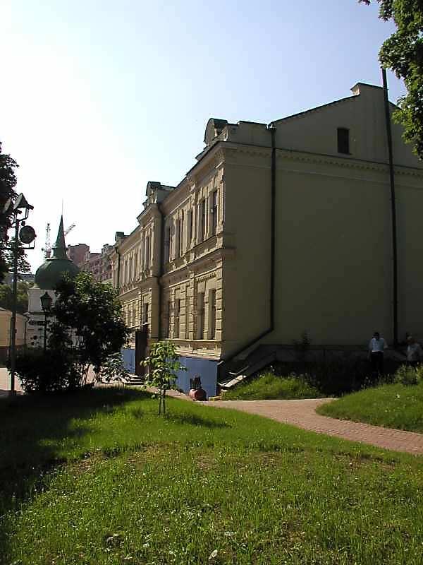 2005 р. Загальний вигляд з північного заходу