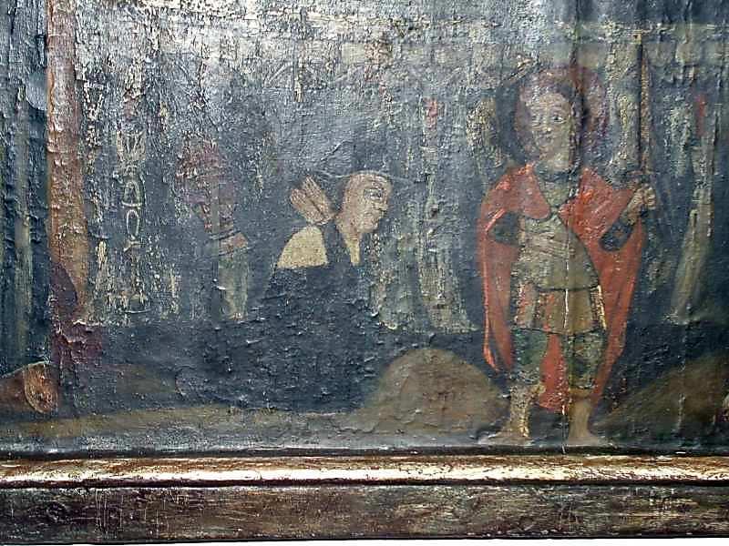Архангел Михаїл і нечестивий Афоній