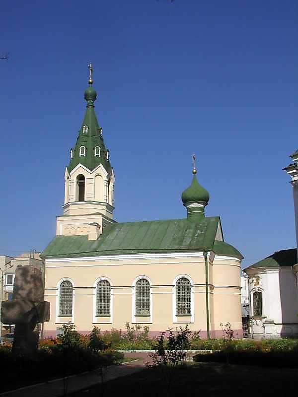 Тепла церква