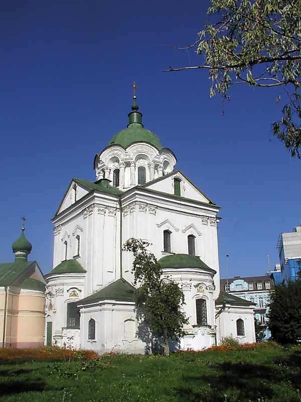 Церква св.Миколи Набережного (№ 12)