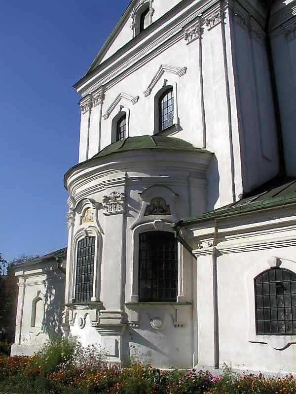 2005 р. Східний фасад. Вигляд з…