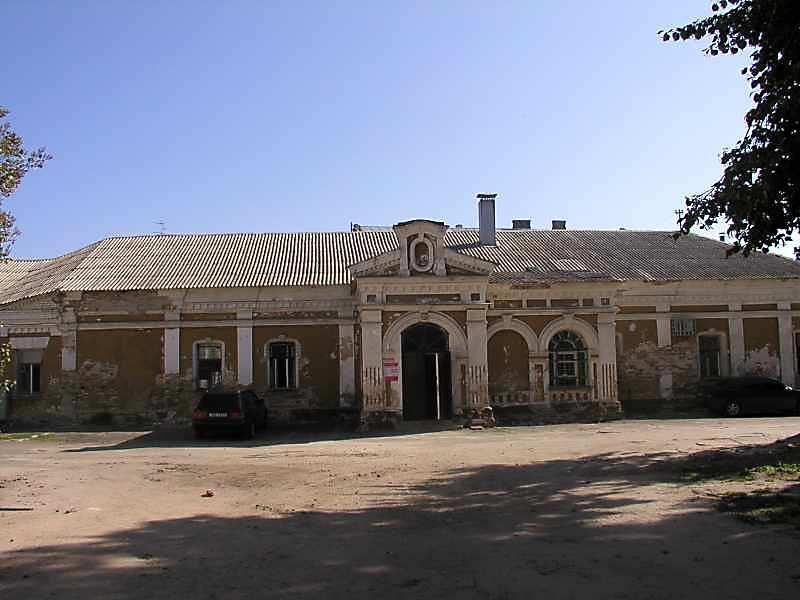 2005 р. Головний фасад