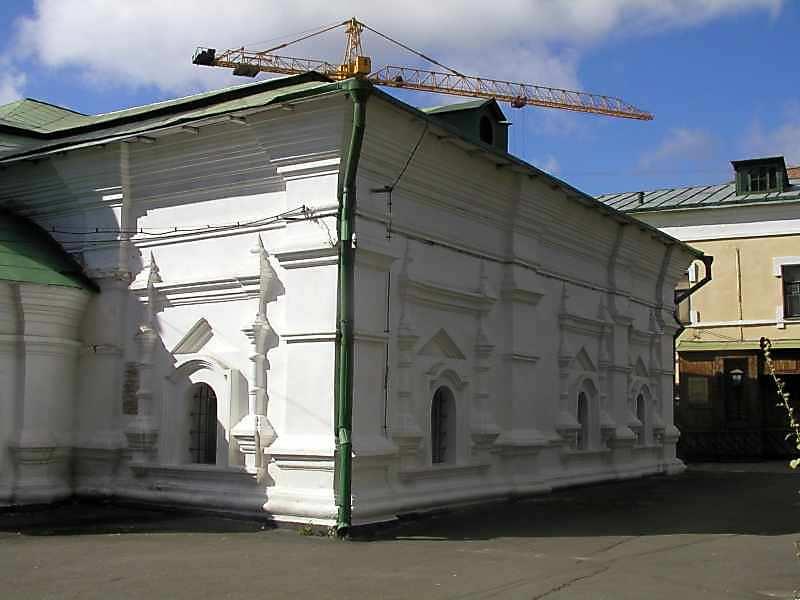 2005 р. Північна прибудова. Вигляд з…