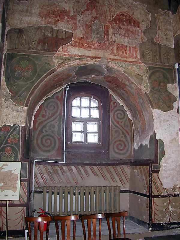 2005 р. Аркосолій у західній стіні…