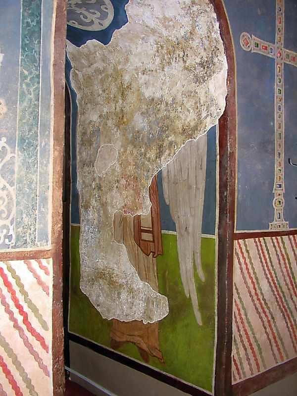 2006 р. Ангел на західній стіні…