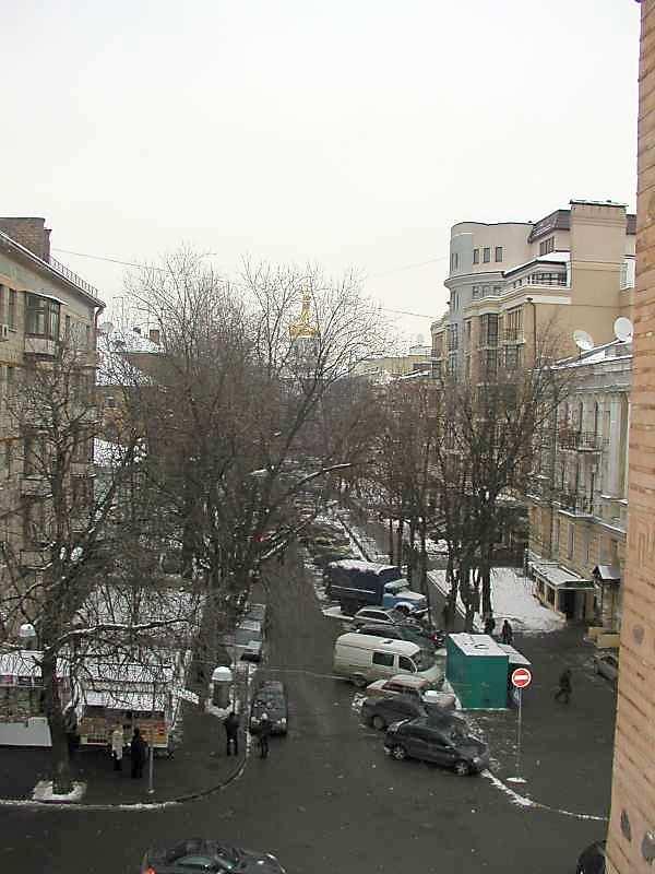 2006 р. Перспектива вулиці з площадки…