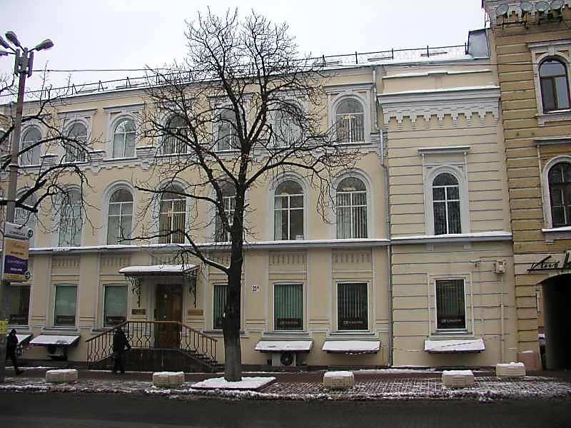 2006 р. Фасад по вул.Володимирській…