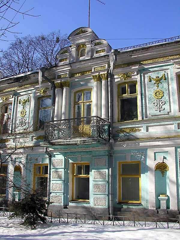 Житловий будинок з історією (№ 6)