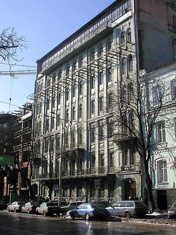Готель з історією (№ 36)