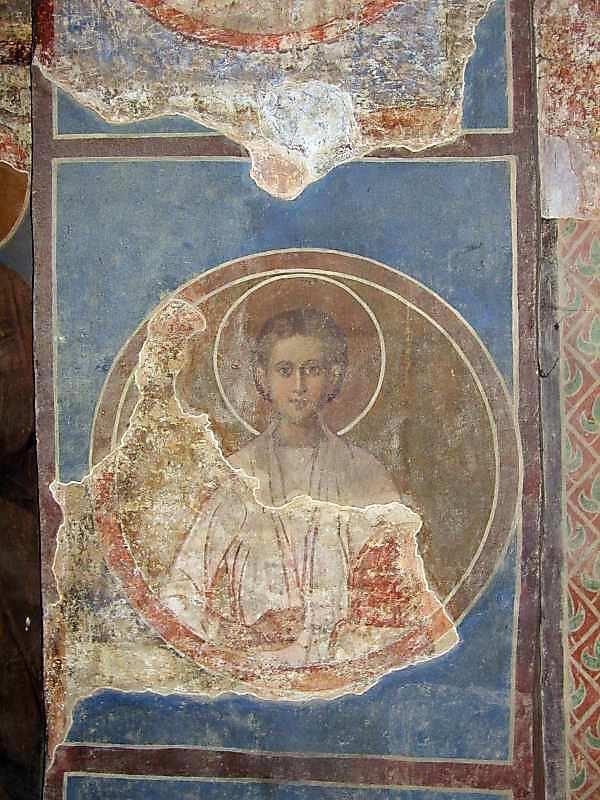 2006 р. Святий в медальйоні. Північна…