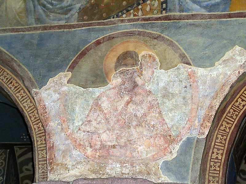 2006 р. Святитель. Західна стіна…