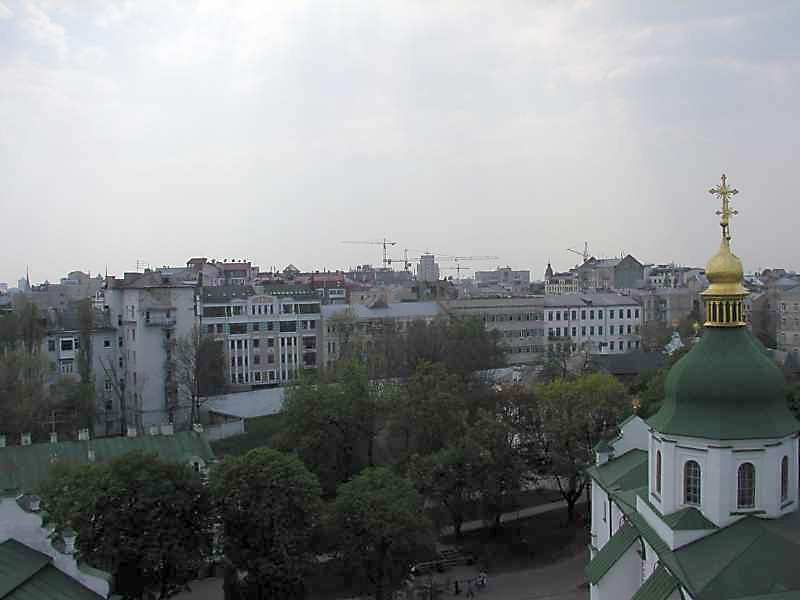 2006 р. Забудова Георгіївського провулку