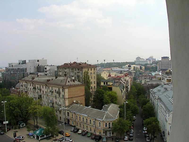 2006 р. Перспектива вул.Софіївської