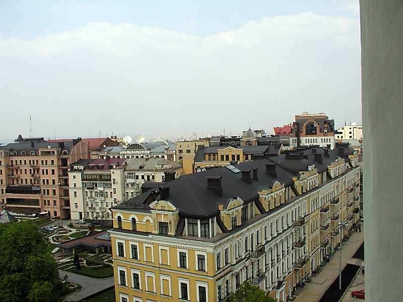 2006 р. Забудова Рильського пров. і будинки по вул.Володимирській, 22, 20