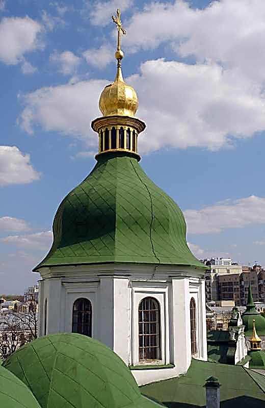 2007 р. Середній купол…