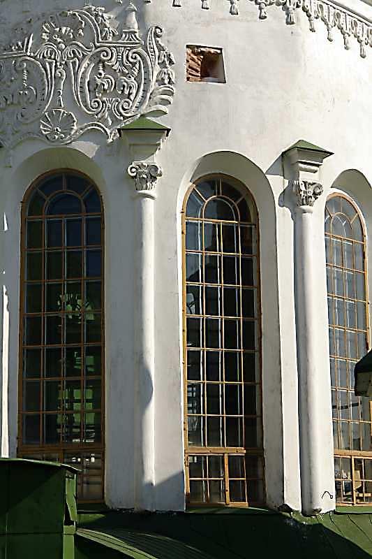 2007 р. Барабан головного куполу. Фрагмент. Вигляд з північного заходу