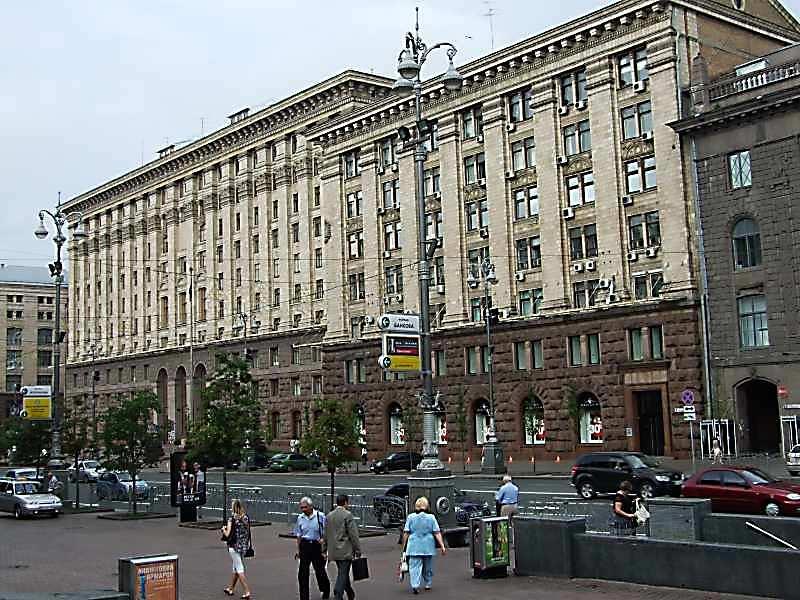 2007 р. Загальний вигляд будинків № 36…