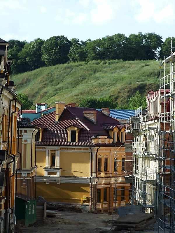 2007 р. Перспектива вулиці з видом на…