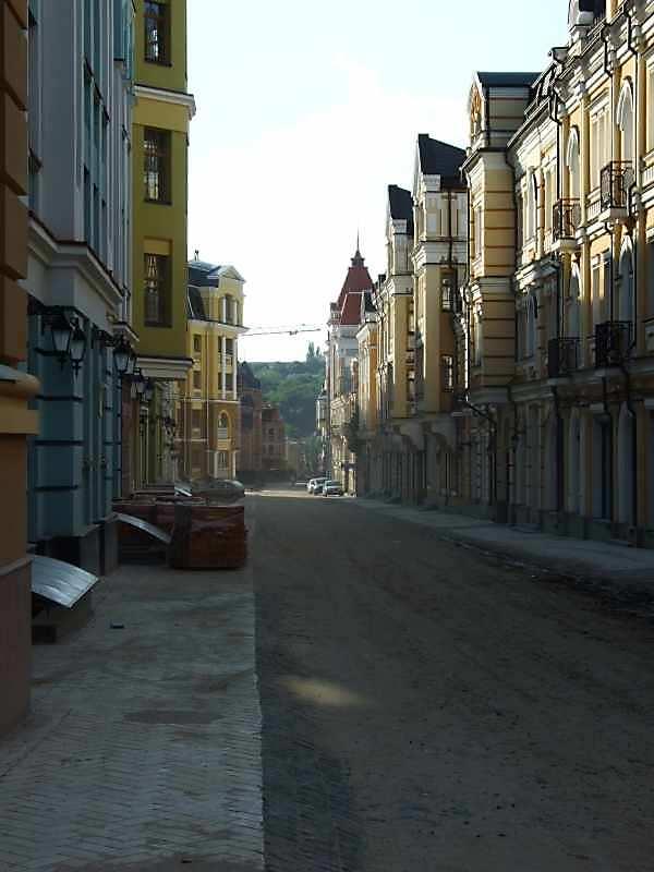 Воздвиженська вул.